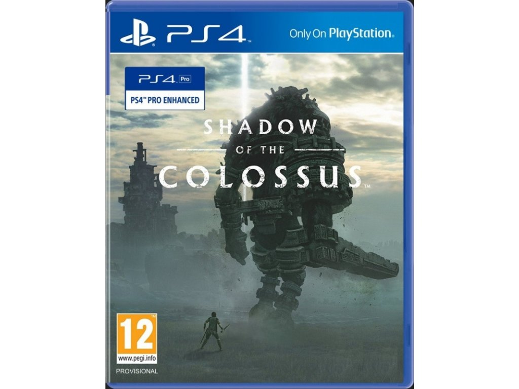 PS4 Shadow of Colossus