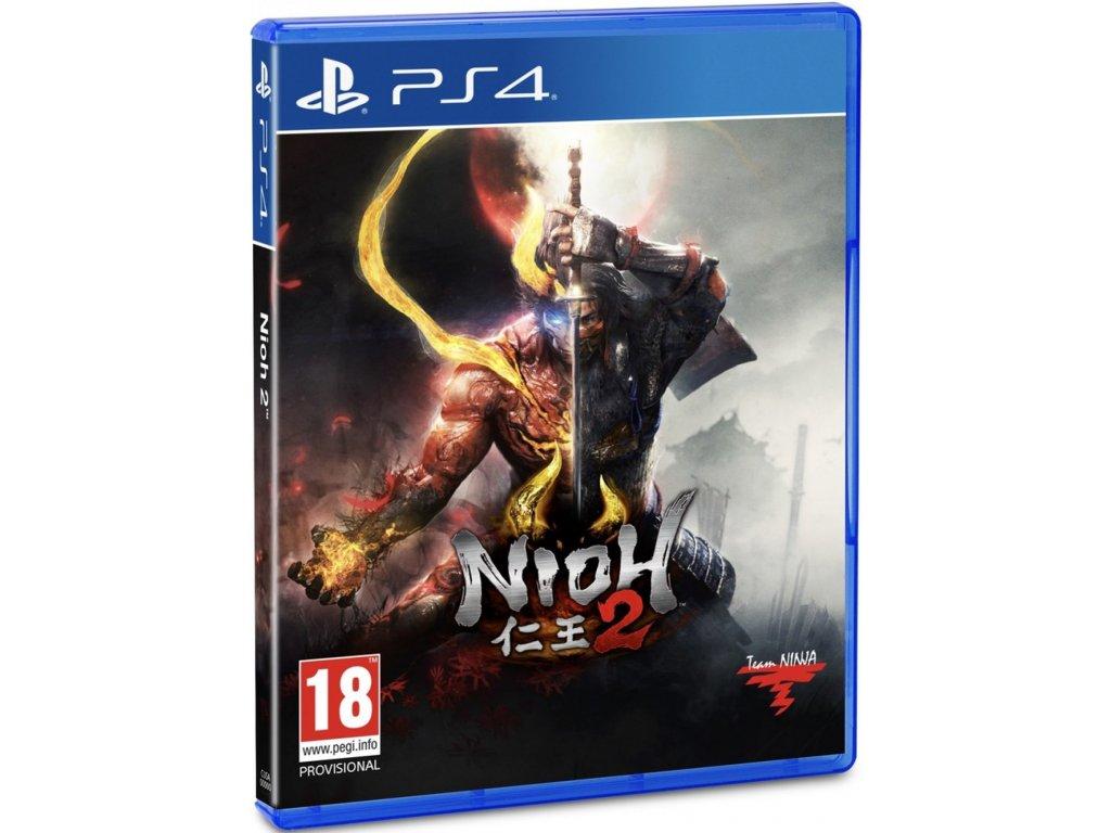 PS4 Nioh 2