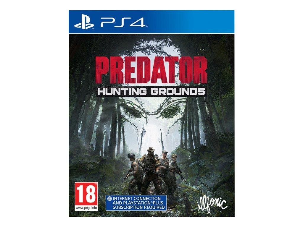 PS4 Predator: Hunting Grounds