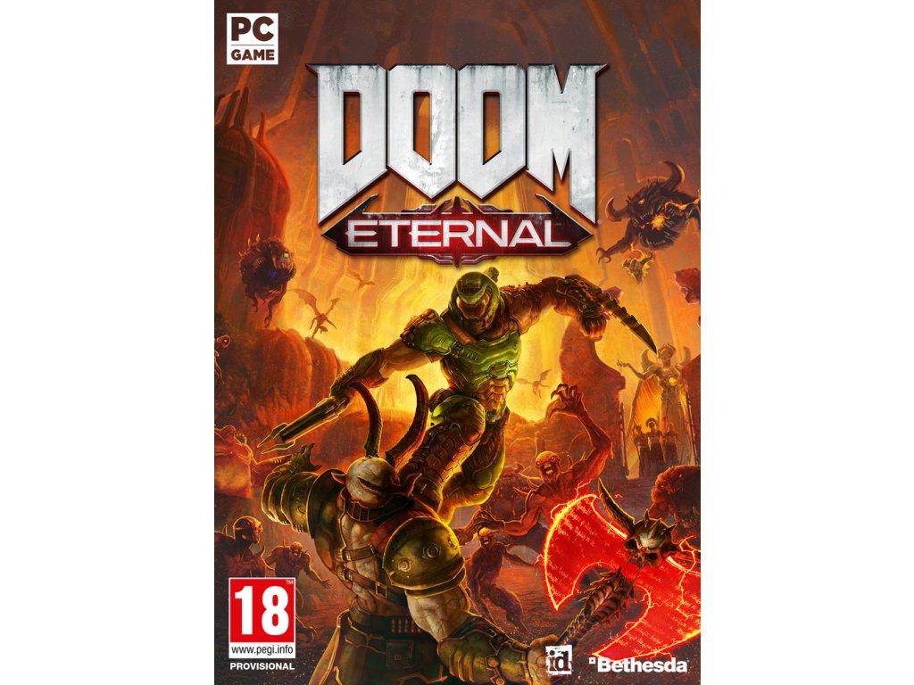 PS4 Doom Eternal