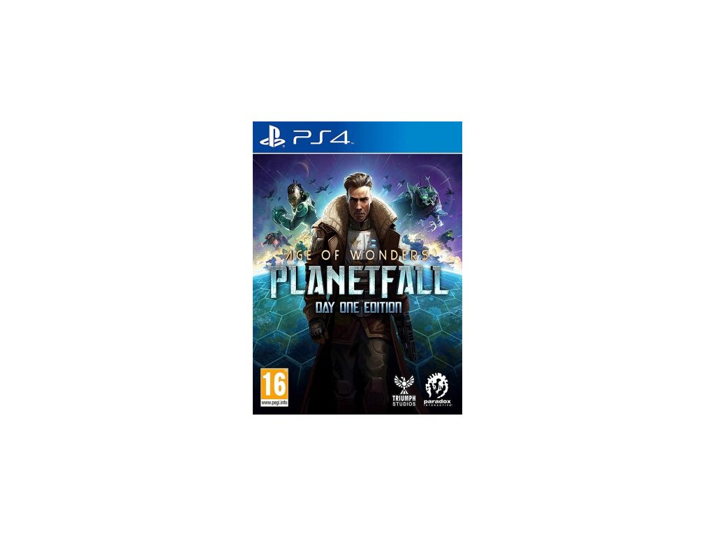 PS4 Age of Wonders: Planetfall