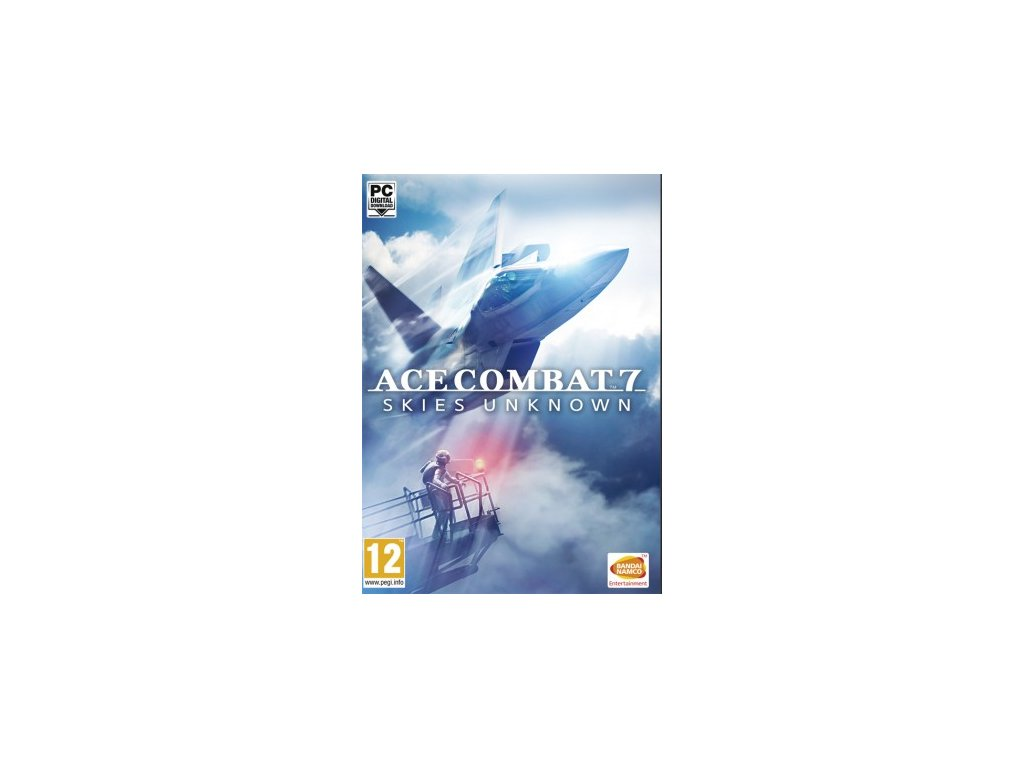 Ace Combat 7 - Skies unknown