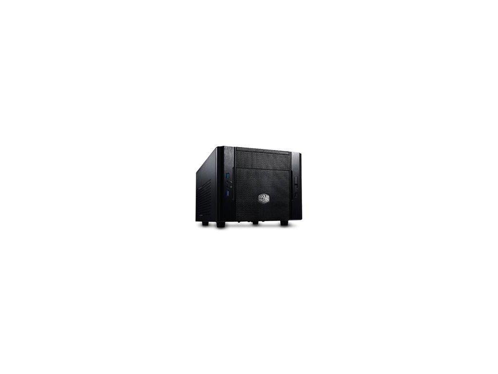 case Cooler Master mini ITX Elite 130, black, USB3.0, bez zdroje