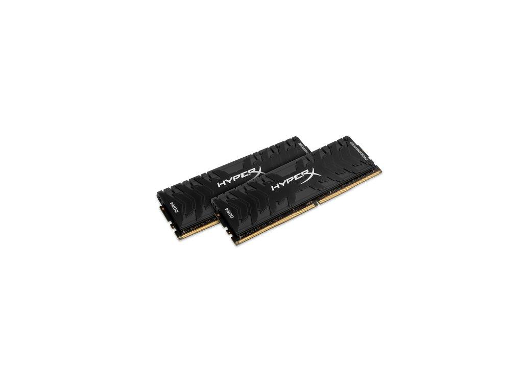 KINGSTON HyperX PREDATOR 32GB DDR4-2666MHz CL13 Black, 2x16GB