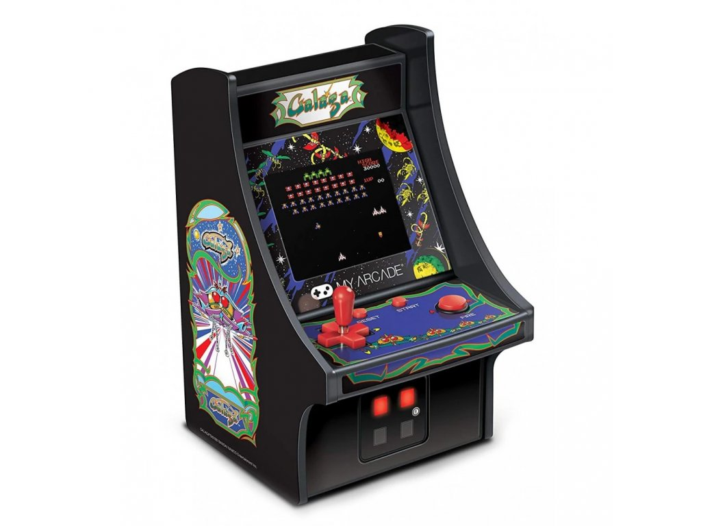 my arcade dgunl 3222 galaga micro player collectible portable micro player my arcade retro gaming 2 1024x1024@2x