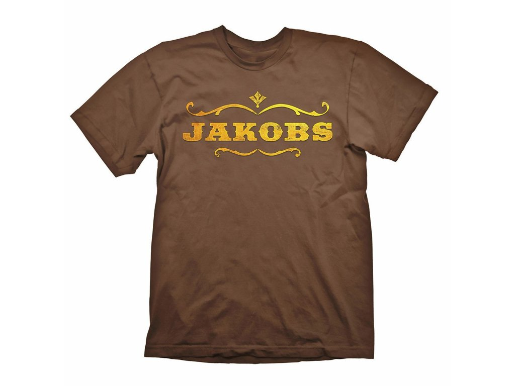 Borderlands Jakobs tričko