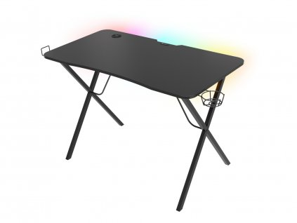 Genesis Holm 200 RGB - herný stôl