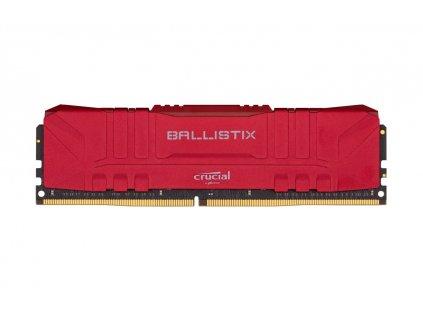 CRUCIAL BALLISTIX 32GB DDR4-2666MHz CL16 Red, 2x16GB