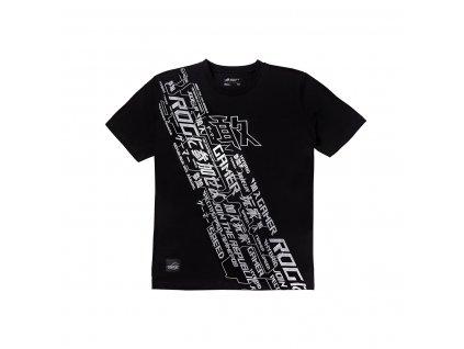 ASUS ROG tričko - CYBERTEXT-V