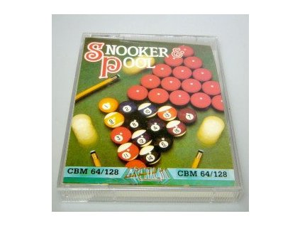 Snooker and Pool (Sealed Blister)