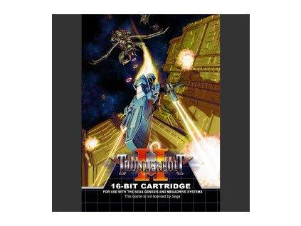 Piko Interactive - Thunderbolt II (MegaDrive / Genesis)