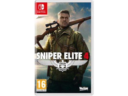 SWITCH Sniper Elite 4